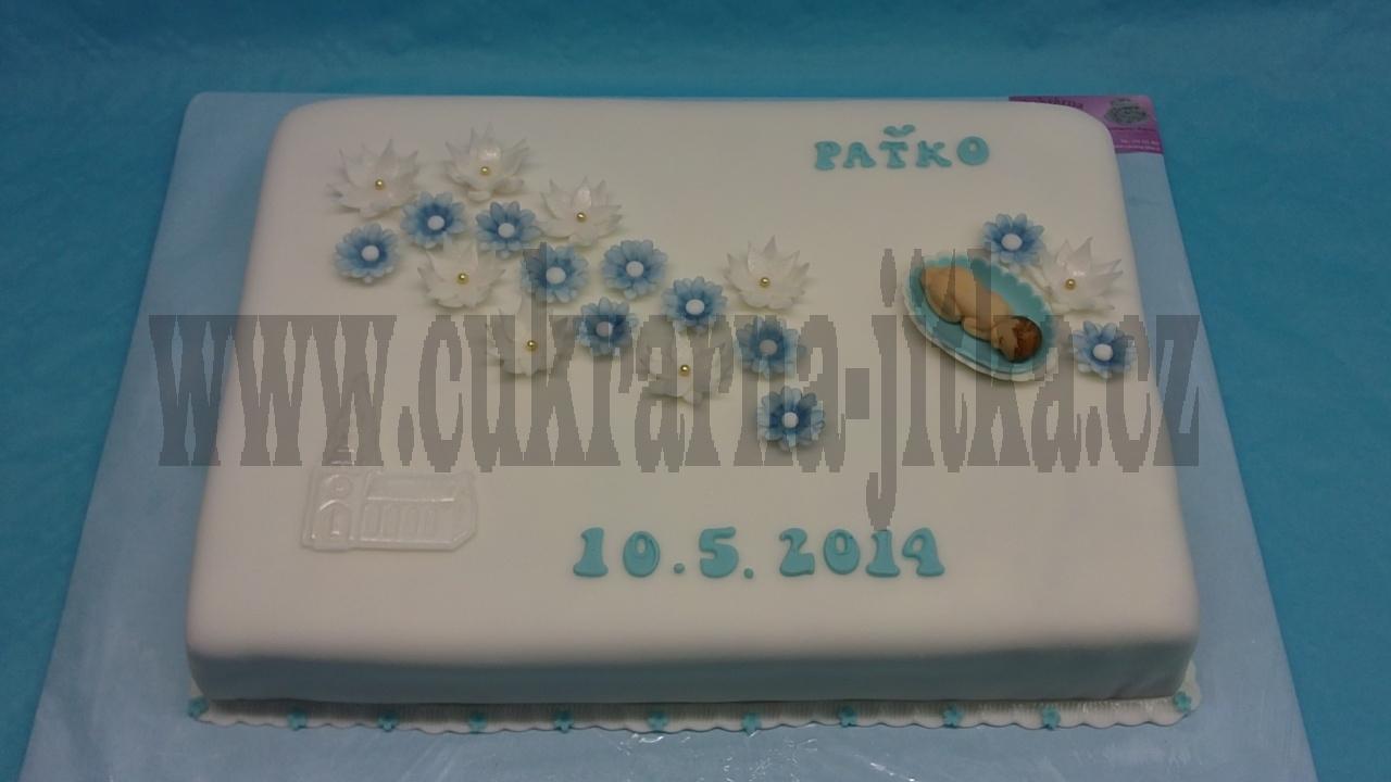 dort ke křtinám č.675