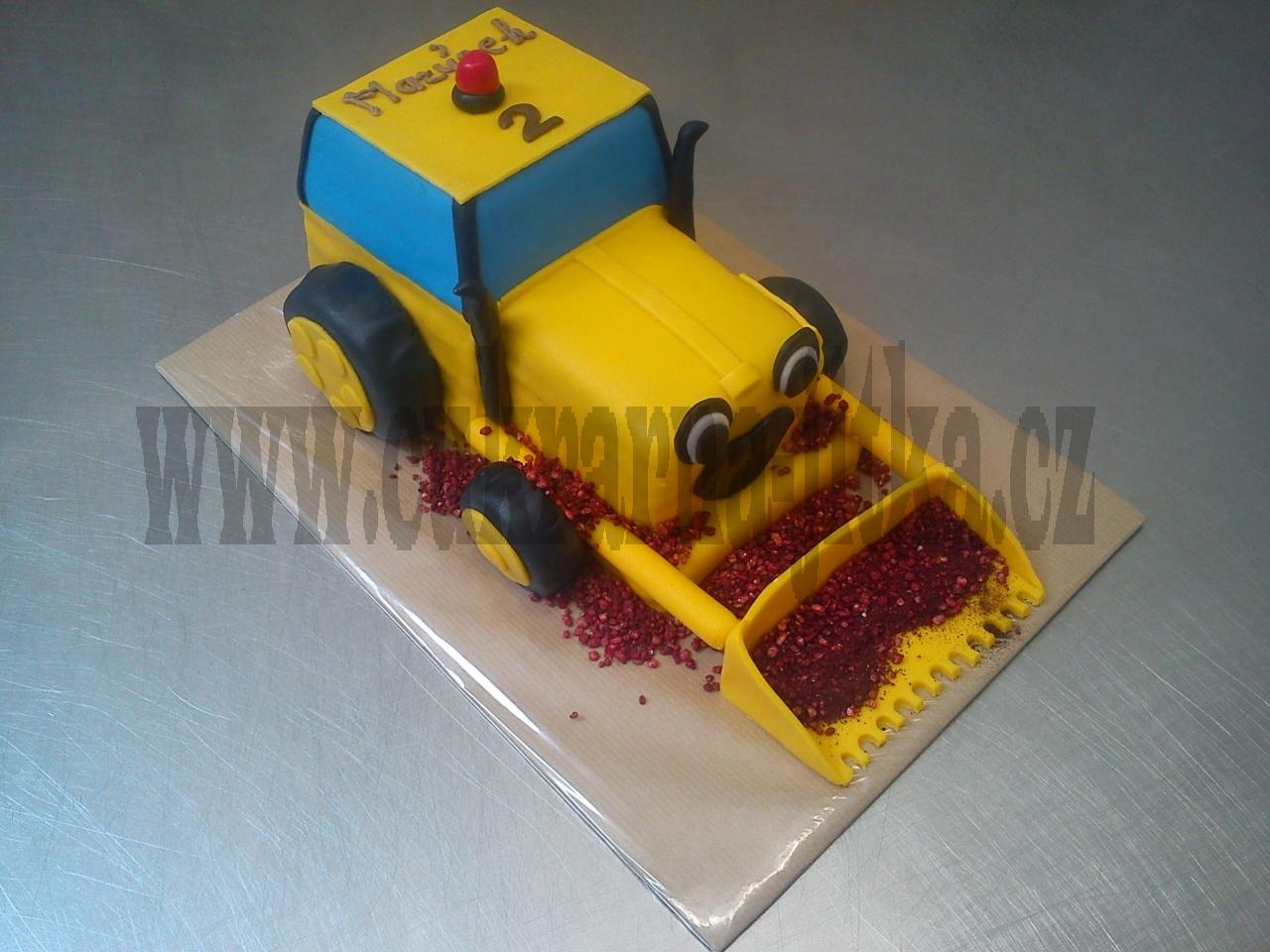 bagr dort č.557