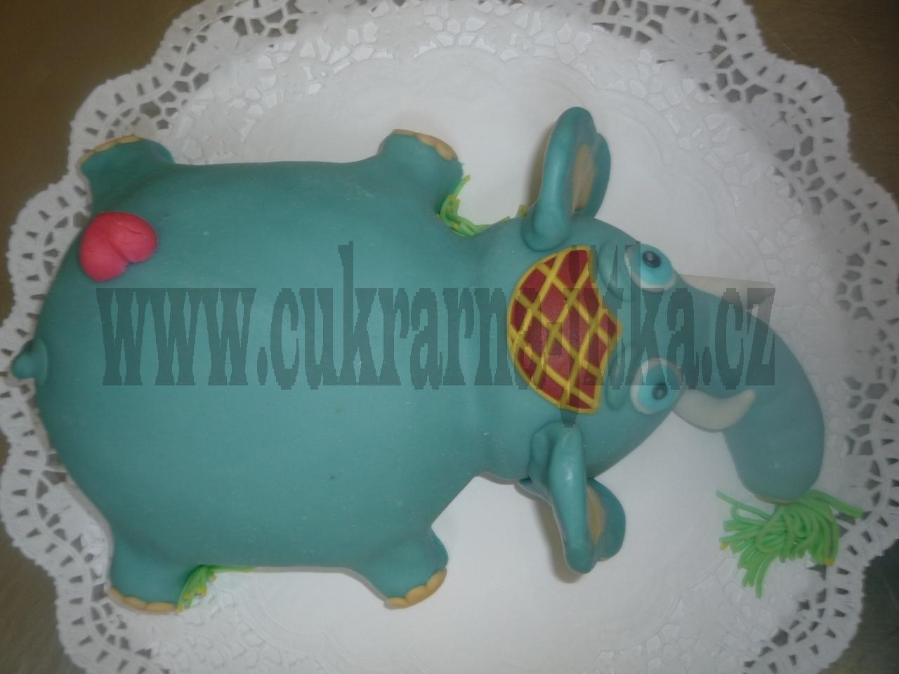 slon, dort zvířátko  č.328