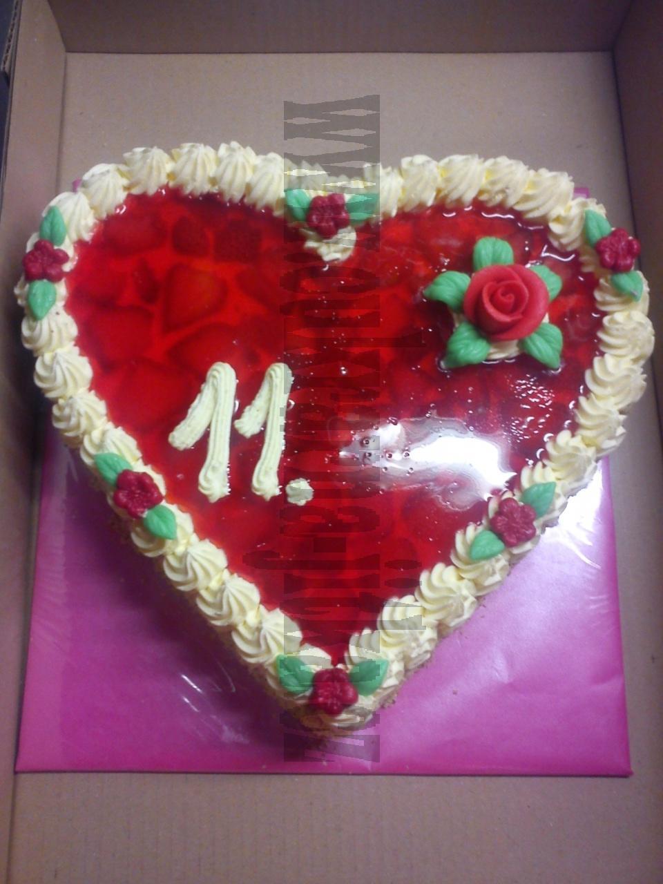 dort srdce želé+jahody
