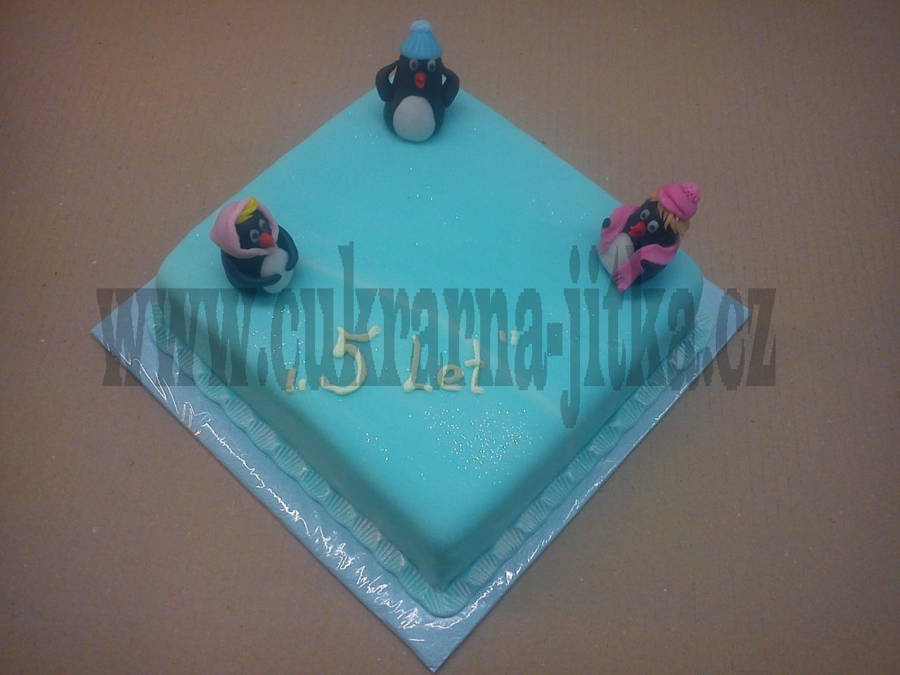 dort tučnáci s čepičkama