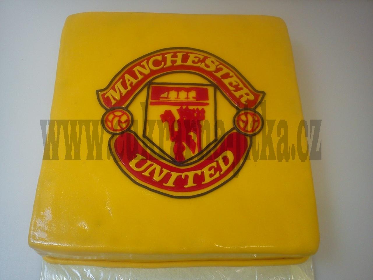 znak fodbalového klubu  Manchester č.716