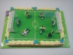 dort fodbalové hřiště+figurky