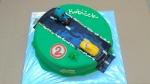 dort kulatý s autíčky a značka II