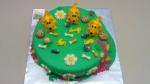 dort pro 3 děti - proto vše třikrát