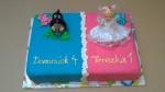 dort krteček a panenka