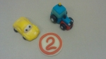 marcipánové auto.traktor,značka