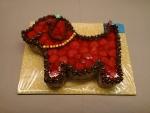 dort pejsek velký ovocný,želé  II