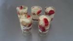 střední pohárky jahodové