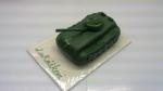 dort tank zelený