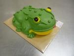 zvířátko, žába dort č.303