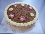 medovník dort - nebe v hubě  č.388
