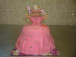 panenka šatečky růžové   č.038