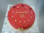 dort kulatý v marcipánu    č.389