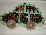 auto dort vrch čokoláda  č.22