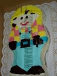 Bořek stavitel dort  č.290