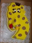 zvířátko  žirafa   č.248