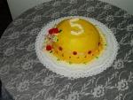 klobouček  dort  č.83