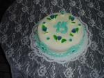 dort kulatý celý v marcipánu     č.31