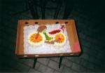 dort motorka  ,želé+ovoce    č.143