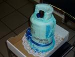 plynová bomba dort     č.165