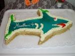 zvířátko  žralok dort   č.014