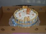malakov dort - miminko   č.009