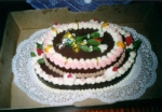 dort ovál dvoupatrový     č.108