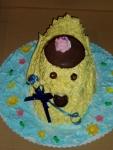 zvířátko kačenka  dort     č.213