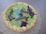 - Oggi a škrobíci-švábi  dort     č.444