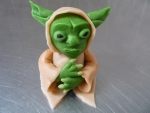 figurka Star wars mistr Yoda