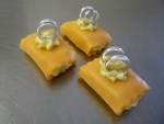 na přání zákazníka - čajové pečivo krémové s prstýnky