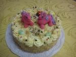 dort kulatý - růžoví koníci