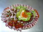 20. mísa mix  šunka,salám,zelenina,anglická,vlašák,vajíčko