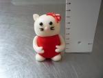 figurka  marcipánová hellou kitty