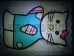 hellou kitty dort I. - malá    č.289