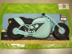 motorka harlej dort    č.546