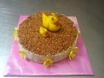 svatební dort medovník - nebe v hubě - pro děti č.526