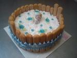 malakov dort miminko  č.520