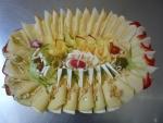 3. obložená mísa sýrová