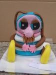 dětský dort -  broučci - Chvatík  č.437