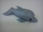 figurka marcipánová delfín
