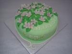 dort kulatý zaoblený  s kvítečky pro paní  č.504