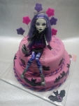 dort Monster High 2 patra -  panenku Spectru Vondergeist si dodal zákazník
