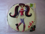 dort Monster High Draculaura