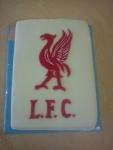 dort obdelník znak fodbalového klubu Liverpool FC č. 732