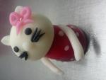 figurka marcipánová Helo Kitty