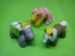 figurka marcipánová my little pony - poníci