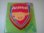dort znak fodbalového klubu Arsenal č.795