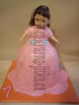 dort princezna v růžovém